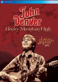 Cover John Denver - Rocky Mountain High - Live In Japan 1981 [DVD]